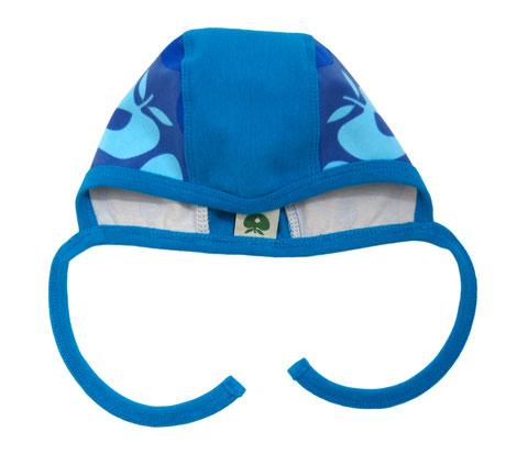 Smafolk Baby Mütze Blau