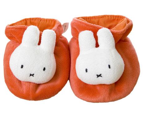 Miffy Baby Hausschuhe