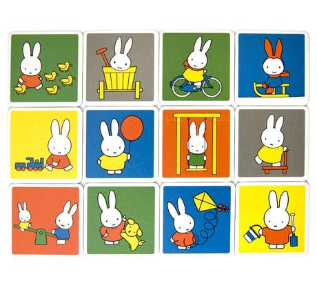 Miffy Memory Spiel von Ravensburger