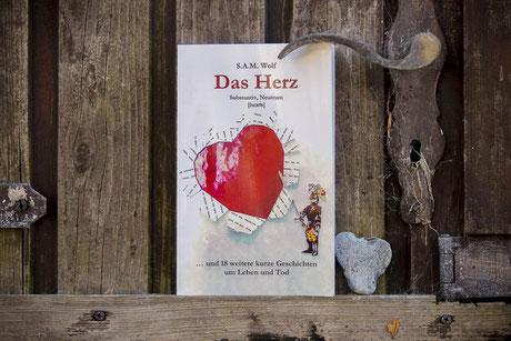 sam wolf Autorin Simone Müller Das Herz Kurzgeschichten