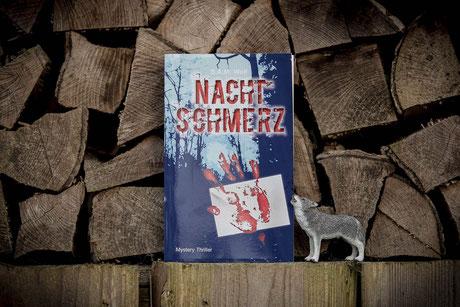 sam wolf Autorin Simone Müller Nachtschmerz Roman Mystery