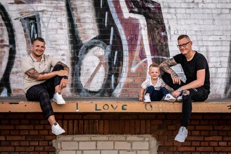 Familienshooting – (c)Karolin Gillert