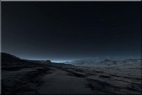 La Nuit dans le Désert
