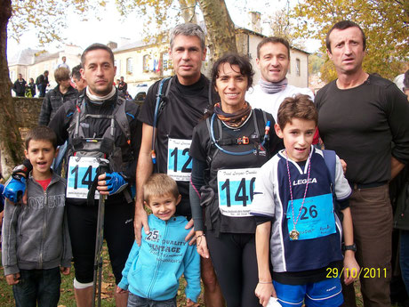 Les traileurs du Larzac-Dourbie