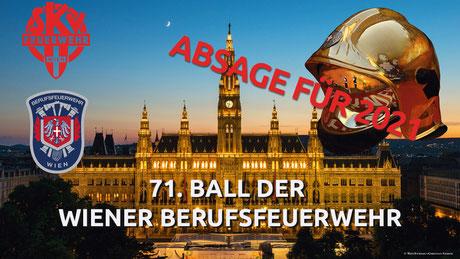 71. Ball der Wiener Berufsfeuerwehr
