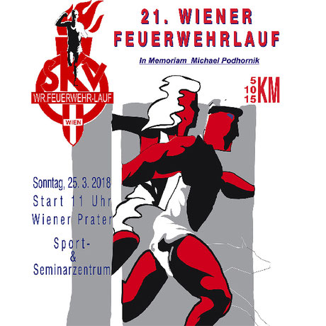 21. Wiener Feuerwehrlauf