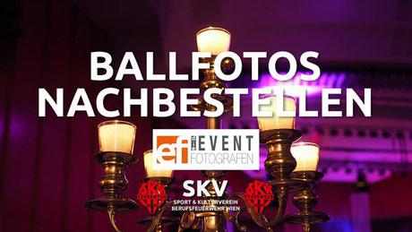 Wiener Feuerwehrball Ballfotos Nachbestellen