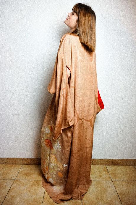 Felicita Vintage - Kimono vintage Patti