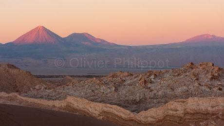 Flamboyant Licancabur - San Pedro de Atacama - Bolivie © Olivier Philippot Photo
