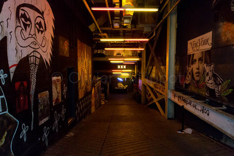 New York Underground - USA © Olivier Philippot Photo