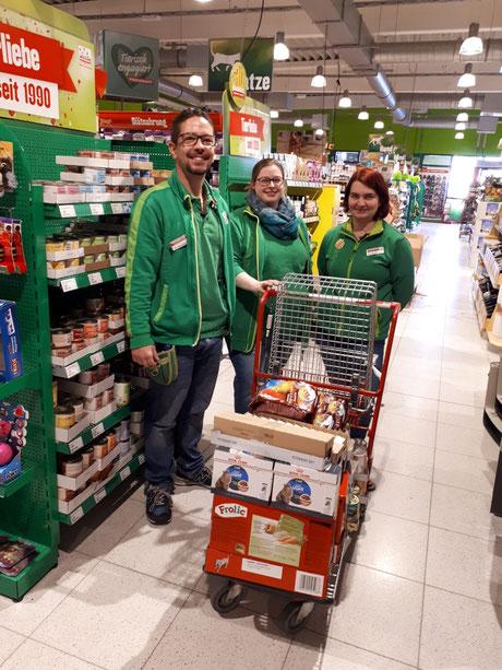 Team Fressnapf Klinger Kerpen, Foto: Linke