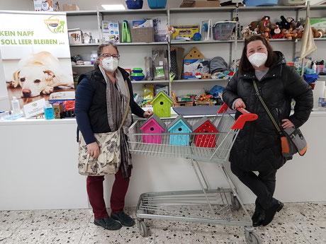 Dominique und Eva, Foto: Oetken