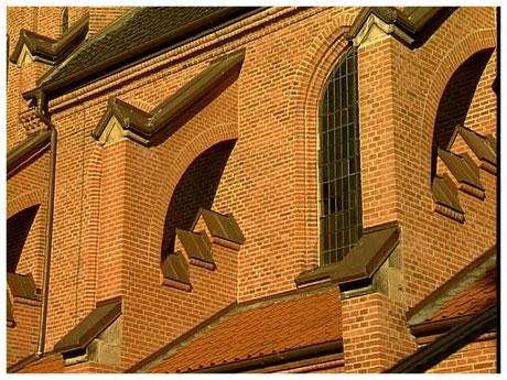 Schaper Fassadensanierung saniertes Kirchengebäude