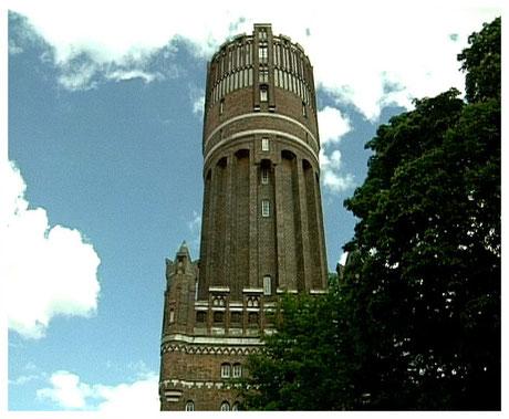 Wasserturm - Aussichtsturm Lüneburg