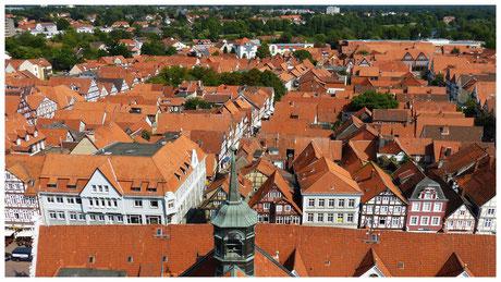 Lüneburger Heide Städte und Orte