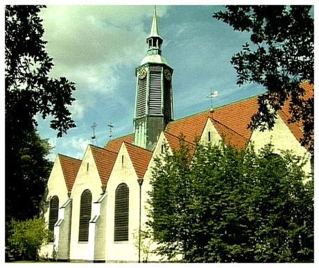 Hermansburg St-Peter-Paul Kirche
