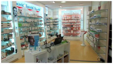 Stadtapotheke Eimer Schneverdingen Kosmetikabteilung