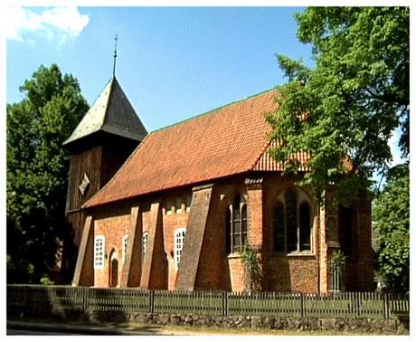 Heideort Müden Oertze Historische Kirche
