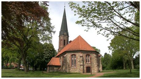 Schneverdingen Peter und Paul Kirche