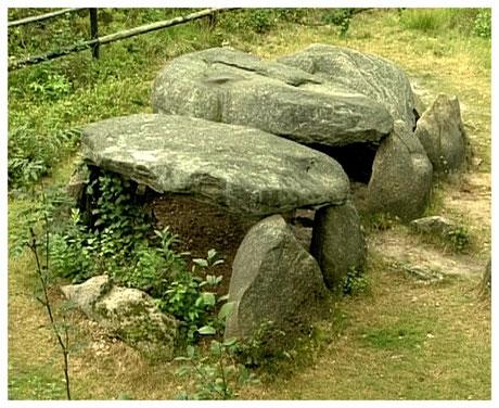 Historisches Großsteingrab Sieben Steinhäuser