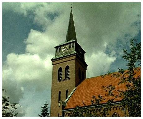 Hermansburg Große Kreuzkirche