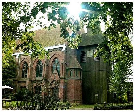 Heideort Wietzendorf Kirche
