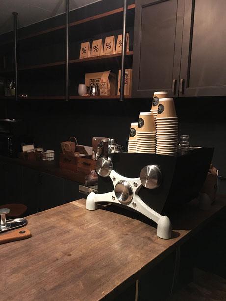 藤沢本町 バンクーバーコーヒー