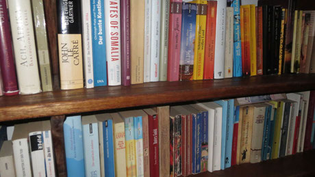 The little library . . .