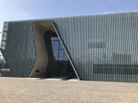 Museum of the History of Polish Jews Warsaw
