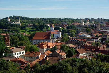 Vilnius City Center