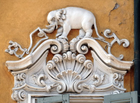 Mantua Elephant