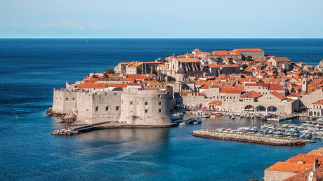 Historic City Center Dubrovnik