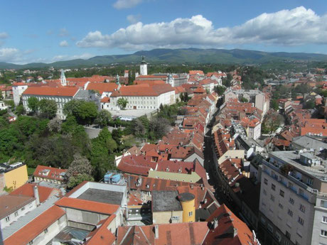 Zagreb City Center