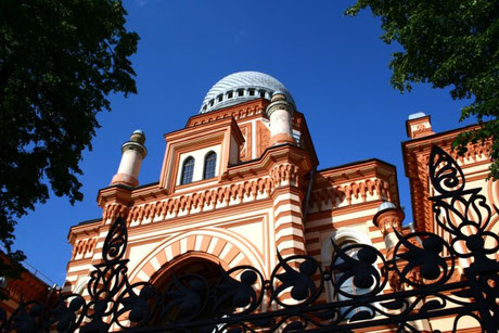 Grand Choral Synagogue St. Petersburg