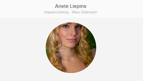 ANETE LIEPINA on onepoint.fm