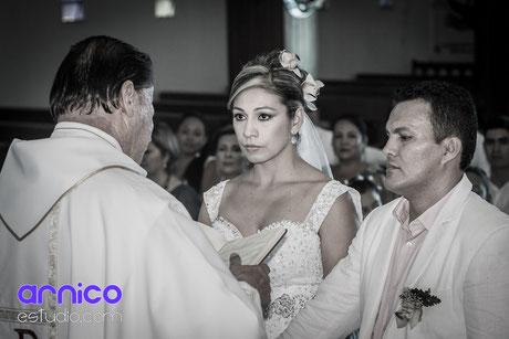 Fotografía para matrimonios en Villavicencio  ArnicoEstudio.com