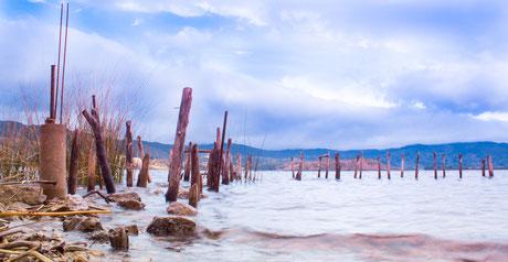 Fotografía Laguna de La Tota
