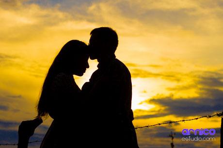 Fotografía pre boda en Villavicencio Arnico Estudio