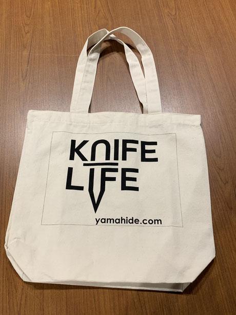 KNIFE LIFE(ナイフライフ)は山秀の想いが詰まったコンセプト