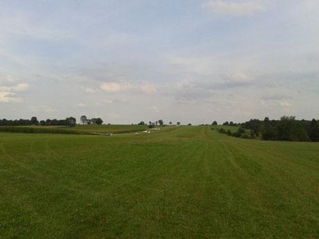 Flugplatz aus Sicht 13