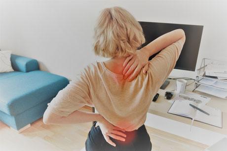 Nacken und Rücken Workshop