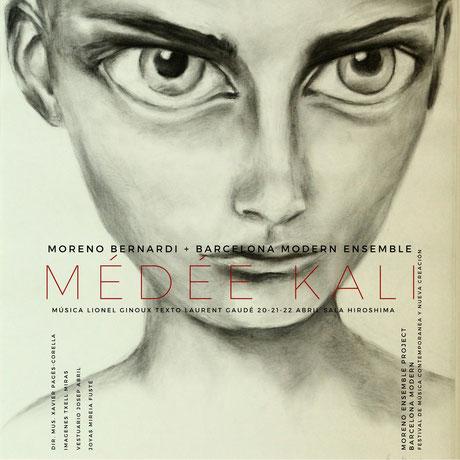 Médée Kali Moreno Bernardi + Barcelona Modern Ensemble