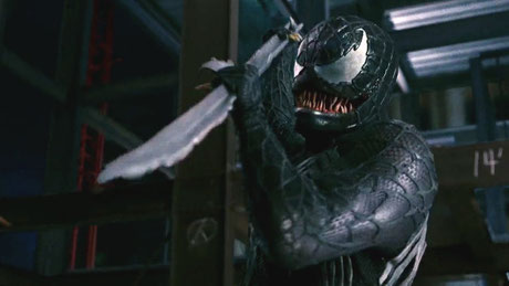 Eddie Brock aka Venom in Spider-Man 3
