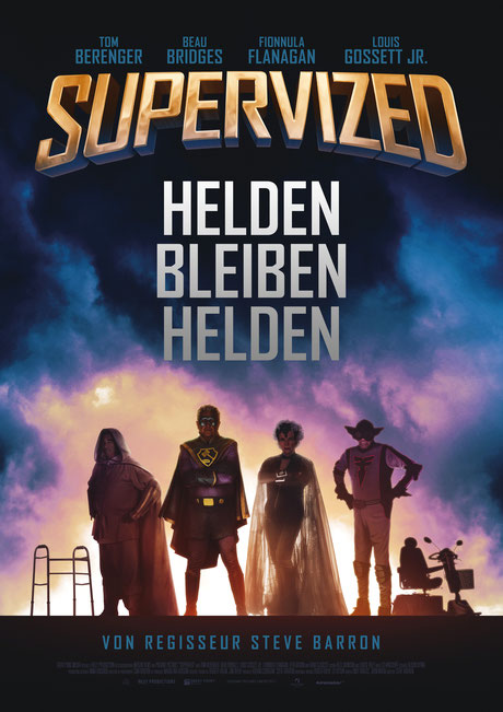 Supervized Plakat