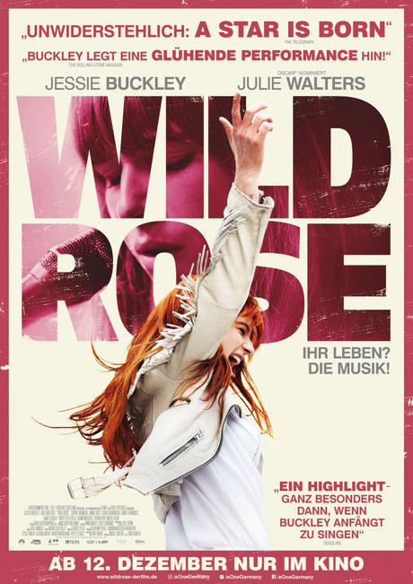 Wild Rose Plakat