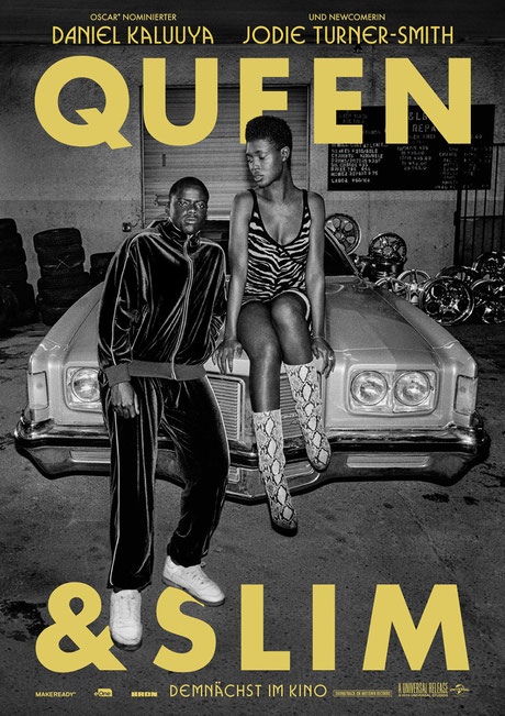 Queen & Slim Plakat