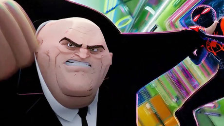 Der Kingpin in Spider-Man: A New Universe