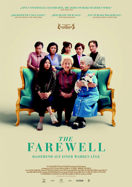 The Farewell Plakat