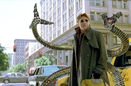 Doc Oc (Alfred Molina) in Spider-Man 2