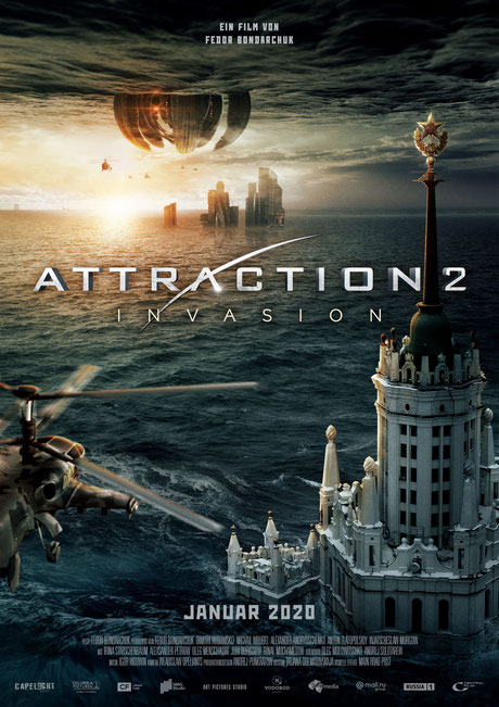 Attraction 2 Plakat